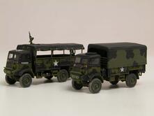 Mezzi Militari Bedford Qld/Qlt Trucks Series 3