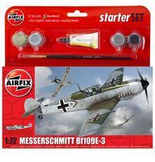 Set Costruzione Aereo Militare Small. Messerschmitt Bf109E-3