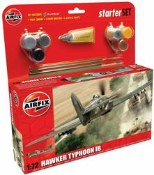 Set Costruzione Medium, Hawker Typhoon Ib