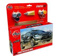 Airfix. A55302. Ford Fiesta Wrc