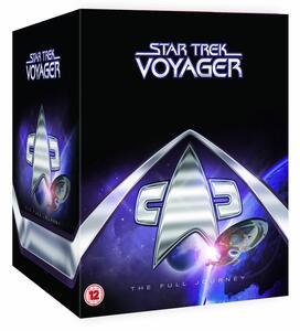 Star Trek Voyages Collection Repack 2013 (48 DVD) - DVD
