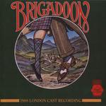 Cover CD Colonna sonora Brigadoon