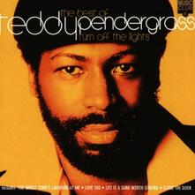 The Best of Teddy Pendergrass - CD Audio di Teddy Pendergrass