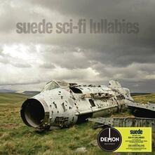 Sci-Fi Lullabies - Vinile LP di Suede