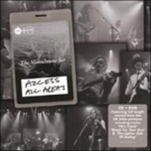 Access All Areas - CD Audio + DVD di Monochrome Set