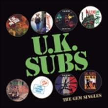 The Gem Singles Box - Vinile LP di UK Subs