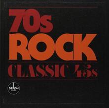 Classic 45s. 70s Rock - Vinile 7''