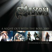 A Night Out with the Boys 2005 - Vinile LP di Saxon