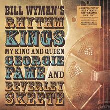 My King and my Queen (Box Set) - Vinile LP di Bill Wyman's Rhythm Kings