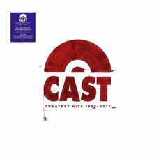 Greatest 1995-2017 (Coloured Vinyl) - Vinile LP di Cast