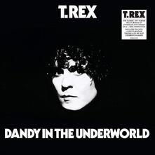 Dandy in the Underworld (White Coloured Vinyl) - Vinile LP di T. Rex