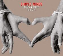 Black and White (White Coloured Vinyl) - Vinile LP di Simple Minds