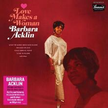 Love Makes a Woman (180 gr.) - Vinile LP di Barbara Acklin