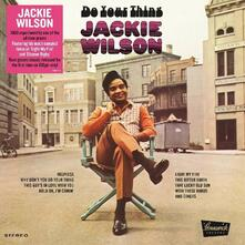 Do Your Thing - Vinile LP di Jackie Wilson
