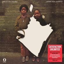 Think of the Children - Vinile LP di Satisfaction Unlimited