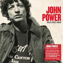 Solo 2003-2008 (White Coloured Vinyl) - Vinile LP di John Power
