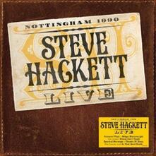 Live (Coloured Vinyl) - Vinile LP di Steve Hackett