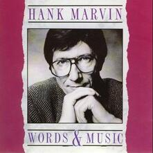 Words and Music (Coloured Vinyl) - Vinile LP di Hank Marvin