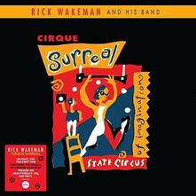 Cirque Surreal (Coloured Vinyl) - Vinile LP di Rick Wakeman