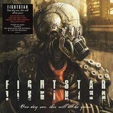 One Day Son This Will All Be Yours (Coloured Vinyl) - Vinile LP di Fightstar
