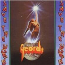 Save the World (Orange Coloured Vinyl) - Vinile LP di Geordie