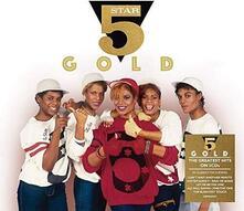 Gold (Coloured Vinyl) - Vinile LP di Five Star