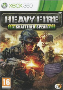 Videogioco Heavy Fire: Shattered Spear Xbox 360 0