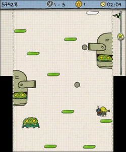 Videogioco Doodle Jump Adventures Nintendo 3DS 5