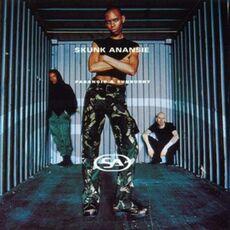 CD Paranoid & Sunburnt Skunk Anansie