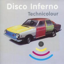 Technicolour - Vinile LP di Disco Inferno