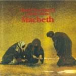 Cover CD Colonna sonora Macbeth