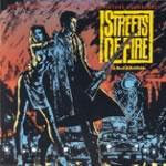 Cover CD Colonna sonora Strade di fuoco