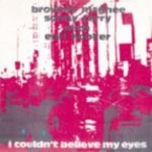 I Couldn't Believe my Eye - CD Audio di Sonny Terry,Brownie McGhee