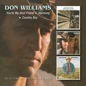CD You're My Best Friend - Harmony - Country Boy Don Williams