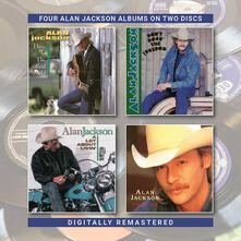 Here in the Real World... - CD Audio di Alan Jackson