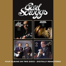 Nashville?S Rock-Dueling Banjos-The Storyteller And The Banjo Man (With Tom T. Hall)-Top Of The World - CD Audio di Earl Scruggs