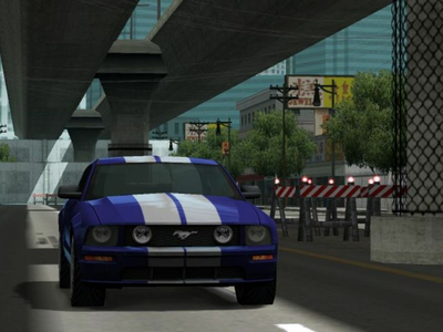Videogioco Ford Street Racing Personal Computer 1