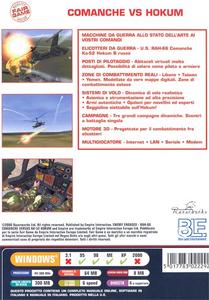 Videogioco Comanche Hokum Personal Computer 1