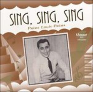 Sing Sing Sing - CD Audio di Louis Prima
