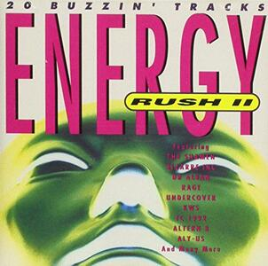 Energy Rush ii - CD Audio
