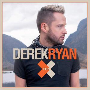 Ten - CD Audio di Derek Ryan