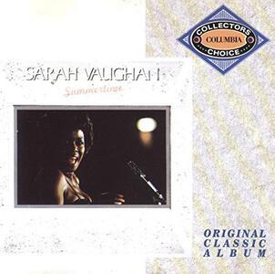 Summertime - CD Audio di Sarah Vaughan