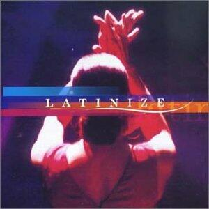 Latinize - CD Audio