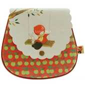 Cartoleria Borsa Shoulder Bag Poppi Loves. From Above Poppi Loves