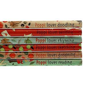 Set cartoleria Stationery  Set Poppi Loves. Discipline. Ninfea - 4