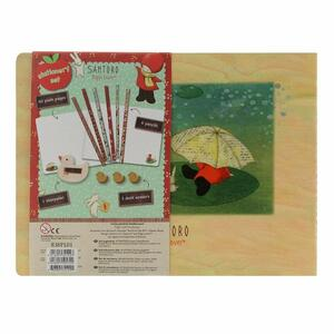 Set cartoleria Stationery  Set Poppi Loves. Discipline. Ninfea - 6