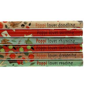 Set cartoleria Stationery  Set Poppi Loves. Discipline. Ninfea - 8