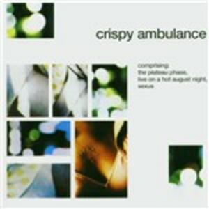 The Plateau Phase - CD Audio di Crispy Ambulance