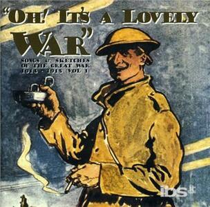 Oh! It's a Lovely War vol.1 - CD Audio