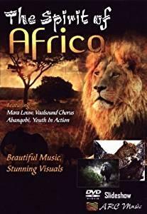 The Spirit of Africa (DVD) - DVD